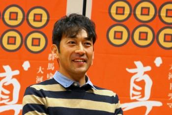 迫田孝也さん演じる矢沢三十郎頼幸は、信繁を支える存在として活躍する