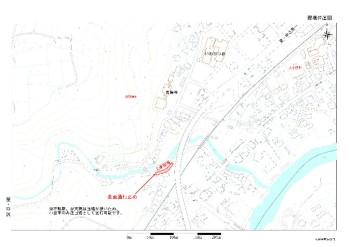 thumbnail of 位置図・迂回路図(建設課)